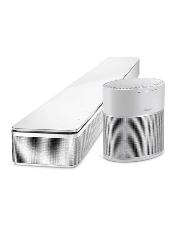 Bose Soundbar 700 white (белый) + Bose Home Speaker 300 (в подарок)